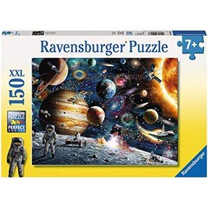 "Ravensburger (10016) - ""Im Weltall"" - 150 Teile Puzzle"