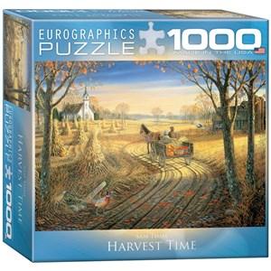 """Eurographics (8000-0606) - Sam Timm: """"Erntezeit"""" - 1000 Teile Puzzle"""
