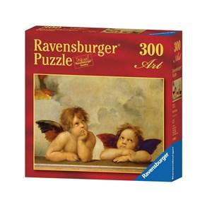 "Ravensburger (14002) - Raphael: ""Engel"" - 300 Teile Puzzle"