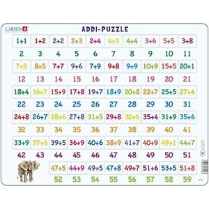 "Larsen (AR8) - ""Learn Addition"" - 58 Teile Puzzle"