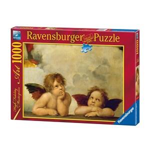 "Ravensburger (15544) - Raphael: ""Engel"" - 1000 Teile Puzzle"