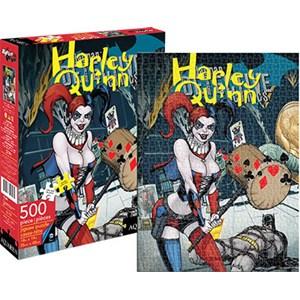"""Aquarius (62107) - """"Harley Quinn Cover (DC Comics)"""" - 500 Teile Puzzle"""