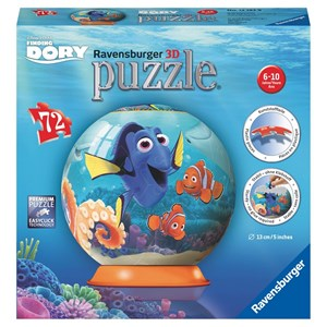 """Ravensburger (12193) - """"Finding Dory"""" - 72 Teile Puzzle"""