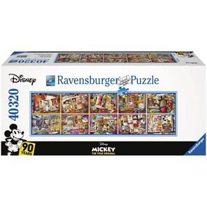 """Ravensburger (17828) - """"Mickeys 90. Geburtstag"""" - 40000 Teile Puzzle"""