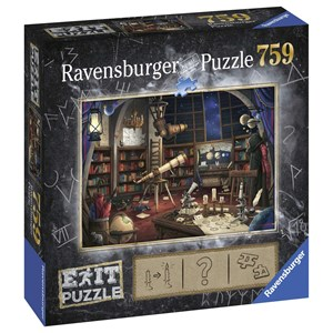 "Ravensburger (19950) - ""Sternwarte"" - 759 Teile Puzzle"