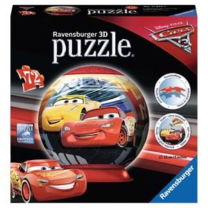 "Ravensburger (11825) - ""Cars 3"" - 72 Teile Puzzle"