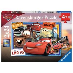 "Ravensburger (07819) - ""Cars"" - 24 Teile Puzzle"