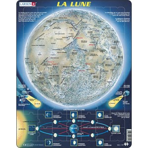 """Larsen (SS5-FR) - """"The Moon - FR"""" - 70 Teile Puzzle"""