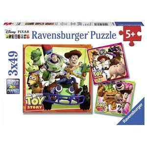 "Ravensburger (08038) - ""Toy Story"" - 49 Teile Puzzle"