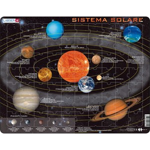 "Larsen (SS1-IT) - ""Solar System - IT"" - 70 Teile Puzzle"