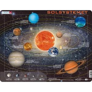 "Larsen (SS1-DK) - ""Solar System"" - 70 Teile Puzzle"