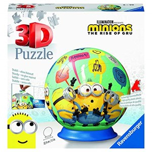 "Ravensburger (11179) - ""Minions 2, The Rise of Gru"" - 72 Teile Puzzle"