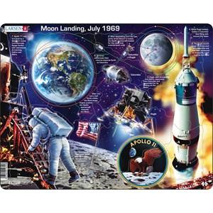 """Larsen (NB5-GB) - """"Apollo 11 - GB"""" - 50 Teile Puzzle"""
