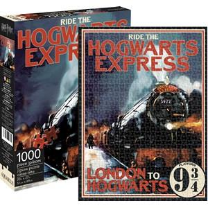 """Aquarius (65280) - """"Hogwarts Express"""" - 1000 Teile Puzzle"""
