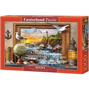 "Castorland (C-104581) - ""Marine to Life"" - 1000 Teile Puzzle"