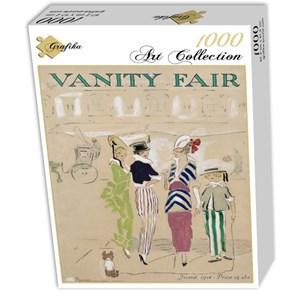 "Grafika (00604) - ""Vanity Fair magazine, 1914"" - 1000 Teile Puzzle"