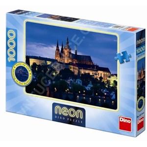 "Dino (54116) - ""Prag"" - 1000 Teile Puzzle"