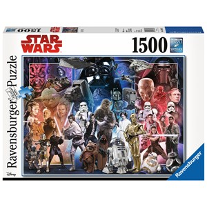 "Ravensburger (16366) - ""Star Wars 8"" - 1500 Teile Puzzle"