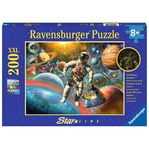 """Ravensburger (13612) - """"Ausflug ins All"""" - 200 Teile Puzzle"""
