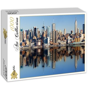 "Grafika (00646) - ""New-York City"" - 1000 Teile Puzzle"