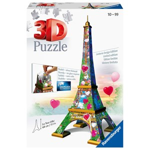 """Ravensburger (11183) - """"Eiffelturm"""" - 216 Teile Puzzle"""