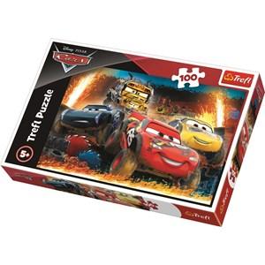 "Trefl (16358) - ""Cars 3"" - 100 Teile Puzzle"