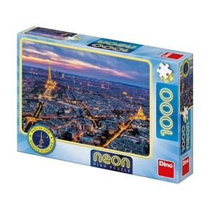 """Dino (54126) - """"Paris"""" - 1000 Teile Puzzle"""