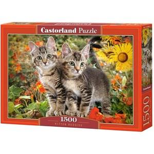 """Castorland (C-151899) - """"Kitten Buddies"""" - 1500 Teile Puzzle"""