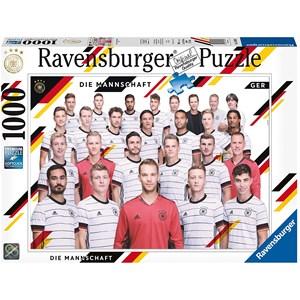 """Ravensburger (16480) - """"Die Mannschaft"""" - 1000 Teile Puzzle"""