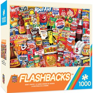 """MasterPieces (71833) - """"Mom's Pantry"""" - 1000 Teile Puzzle"""