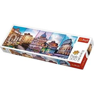 """Trefl (29505) - """"Italien Reise"""" - 500 Teile Puzzle"""