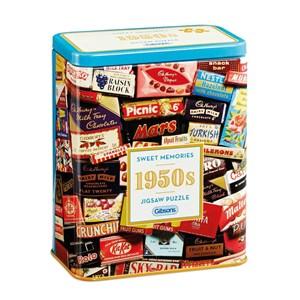 "Gibsons (G3830) - Robert Opie: ""1950s Sweet Memories"" - 500 Teile Puzzle"