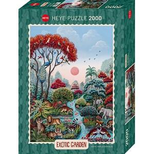 """Heye (29958) - """"Wildlife Paradise"""" - 2000 Teile Puzzle"""