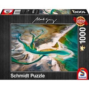 """Schmidt Spiele (59921) - Mark Gray: """"Fusion"""" - 1000 Teile Puzzle"""