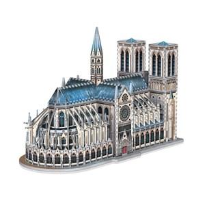 """Wrebbit (2020) - """"Notre-Dame de Paris"""" - 830 Teile Puzzle"""