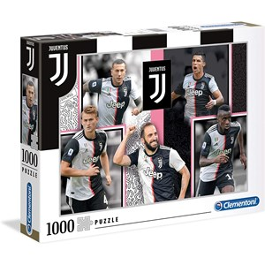 "Clementoni (39531) - ""Juventus"" - 1000 Teile Puzzle"