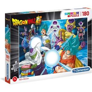 "Clementoni (29762) - ""Dragon Ball"" - 180 Teile Puzzle"