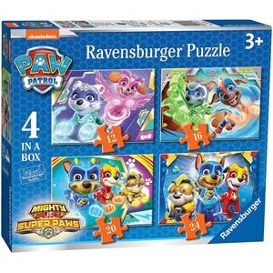 "Ravensburger (03029) - ""Paw Patrol"" - 12 16 20 24 Teile Puzzle"