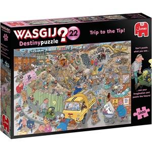 "Jumbo (25001) - ""Destiny 22, Trip to the Tip"" - 1000 Teile Puzzle"