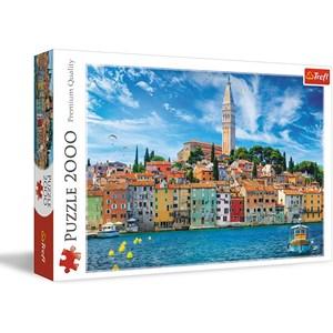 "Trefl (27114) - ""Rovinj, Croatia"" - 2000 Teile Puzzle"