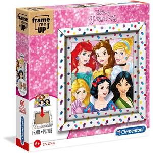 """Clementoni (38805) - """"Disney Princess"""" - 60 Teile Puzzle"""