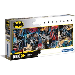 """Clementoni (39574) - """"Batman"""" - 1000 Teile Puzzle"""