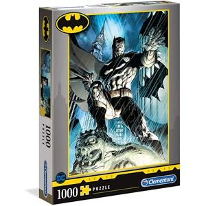 """Clementoni (39576) - """"Batman"""" - 1000 Teile Puzzle"""