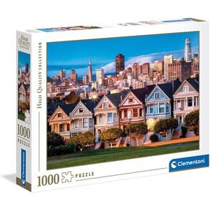 "Clementoni (39605) - ""Painted Ladies"" - 1000 Teile Puzzle"