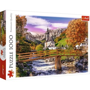 "Trefl (10623) - ""Bayern, Fall"" - 1000 Teile Puzzle"