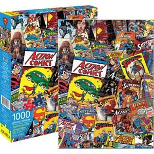 """Aquarius (65233) - """"Superman (DC Comics)"""" - 1000 Teile Puzzle"""