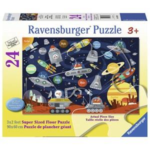 """Ravensburger (05352) - """"Space Aliens"""" - 24 Teile Puzzle"""
