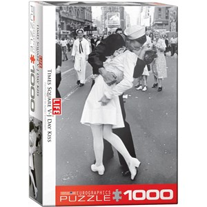 """Eurographics (6000-0820) - """"Wiedersehen am Times Square"""" - 1000 Teile Puzzle"""