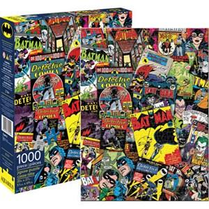 """Aquarius (65214) - """"DC Batman Collage"""" - 1000 Teile Puzzle"""