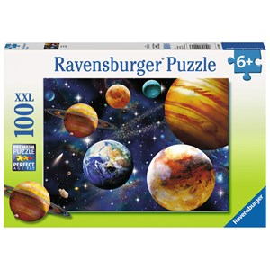 "Ravensburger (10904) - ""Weltraum"" - 100 Teile Puzzle"